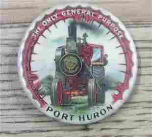 Late 1800's Tractor pin