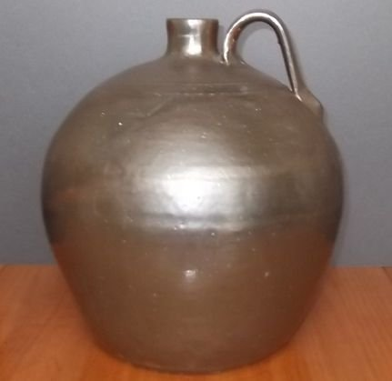 3: CJ Meaders Sr 2 gal ovoid jug