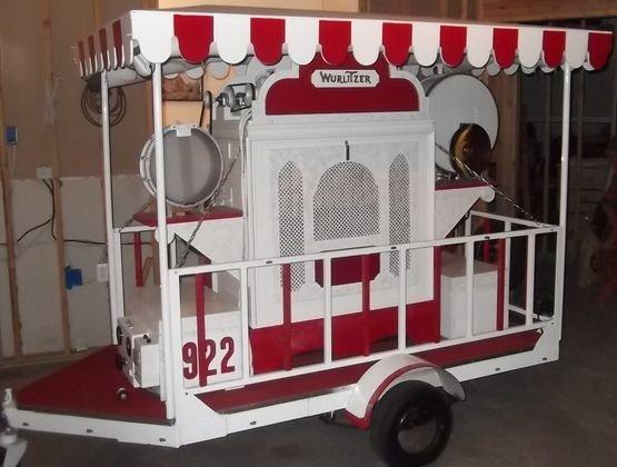 3: 1922 Wurlitzer Band Wagon
