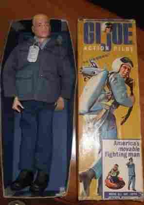 1964 GI Joe in box