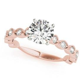 1.5 CTW Certified VS/SI Diamond Solitaire Bridal  Ring