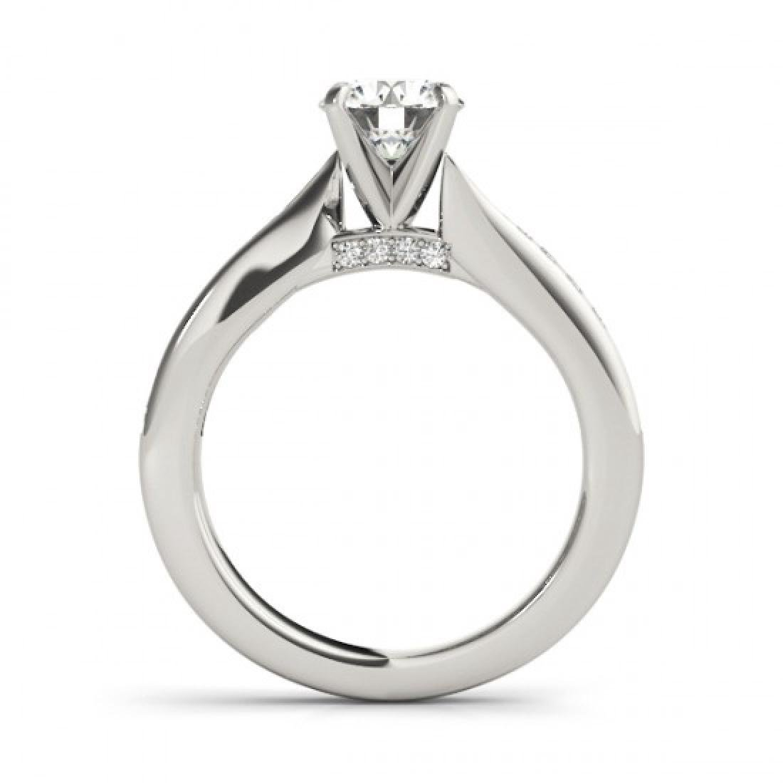 1.46 CTW Certified VS/SI Diamond Solitaire 2Pc Wedding