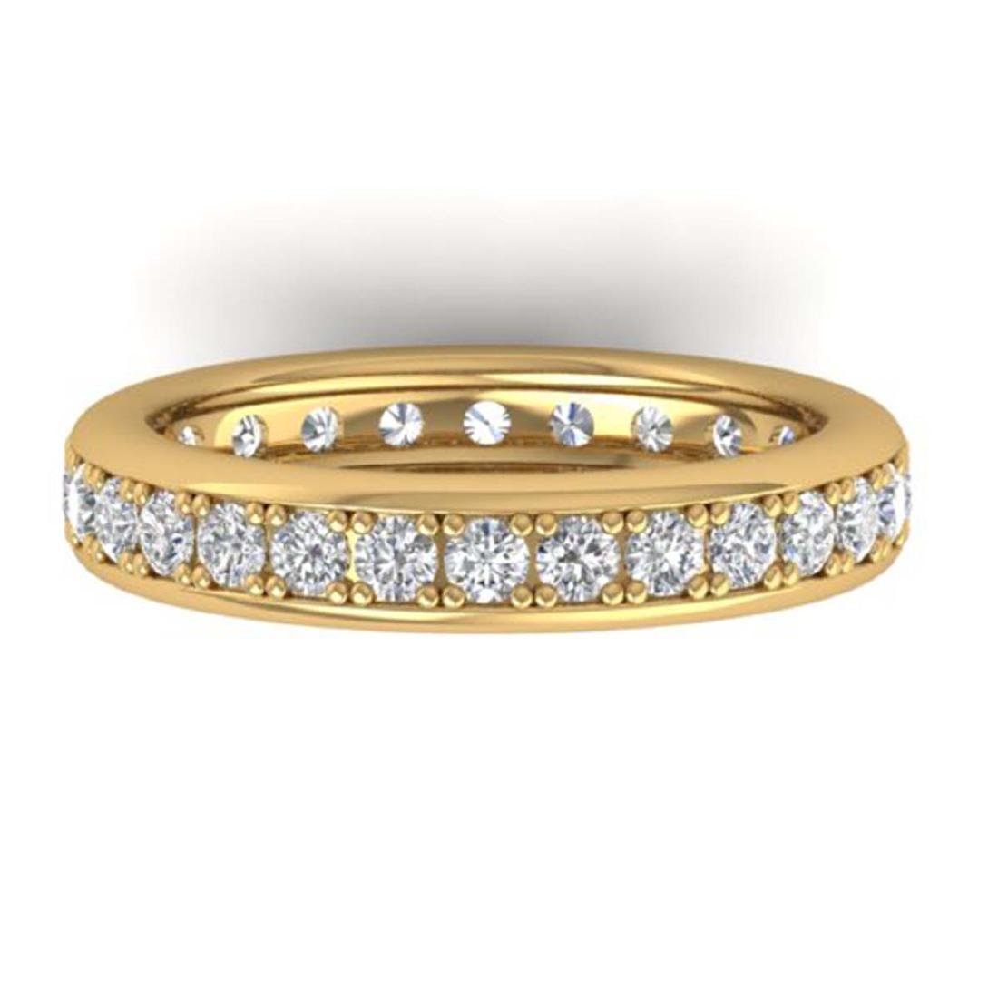 1.33 ctw VS/SI Diamond Eternity Band 14K Yellow Gold -