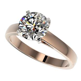2.05 ctw Certified Quality Diamond Engagment Ring 10k