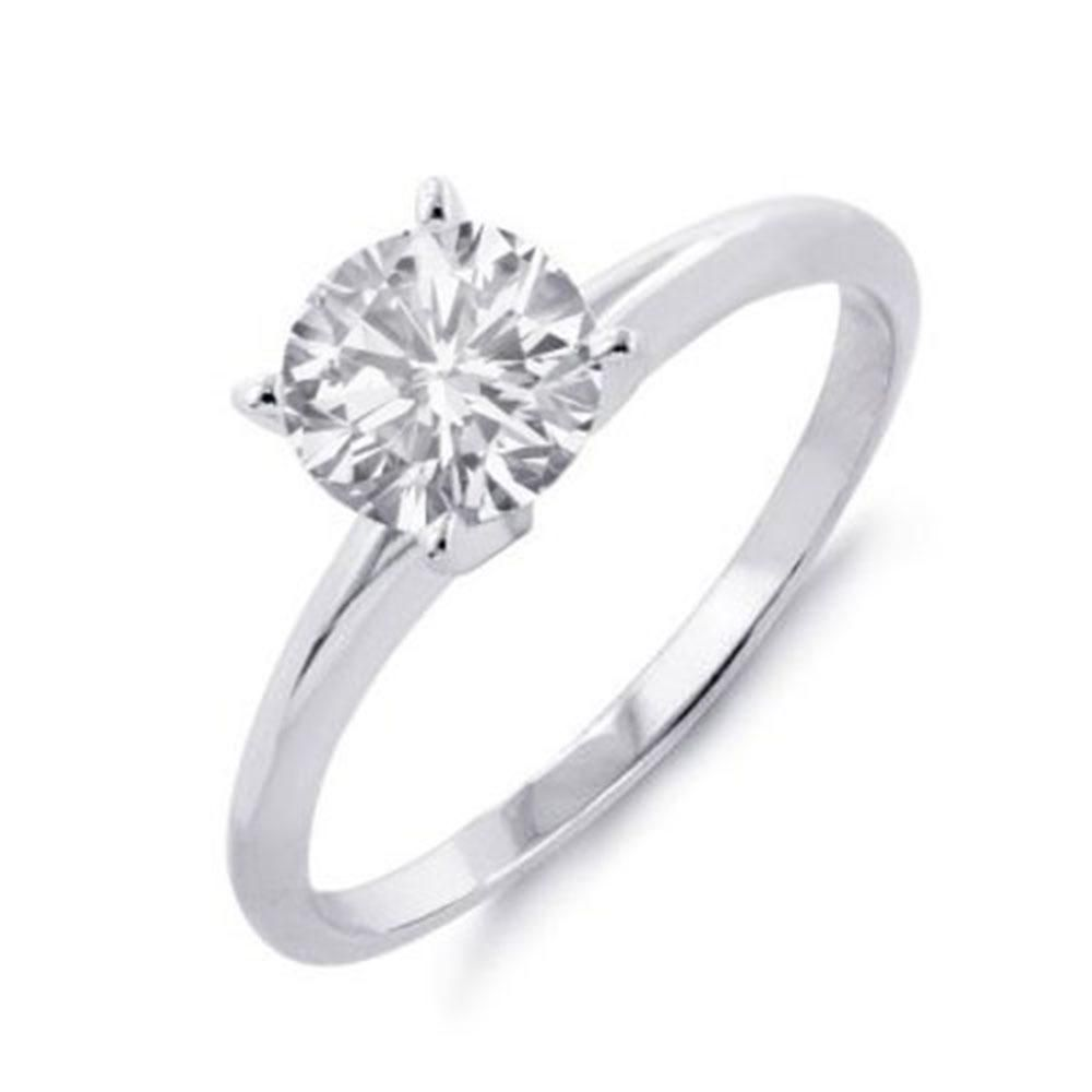 2.0 ctw Certified VS/SI Diamond Solitaire Ring 14k