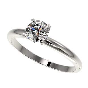 0.78 ctw Certified Quality Diamond Engagment Ring 10k