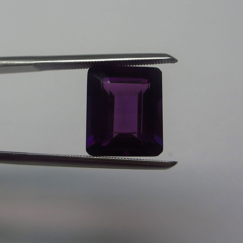 Loose Natural Amethyst 16mm x 12mm VERY NICE color tone