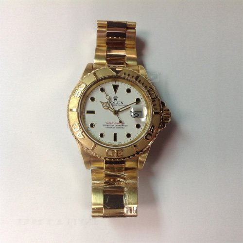 Authentic Rolex Yatchmaster 18K Yellow Gold