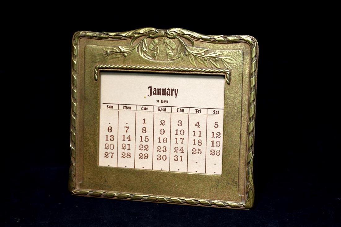 Tiffany Louis XVI Calendar