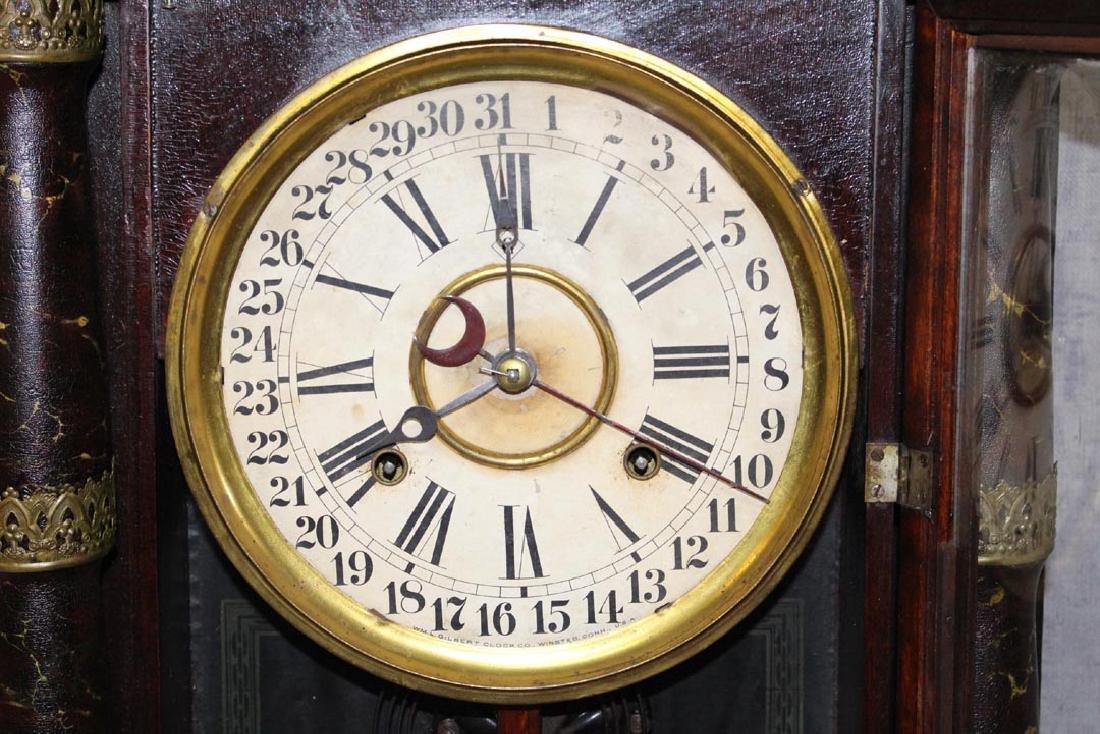 Gilbert Eureka Calendar Clock - 2