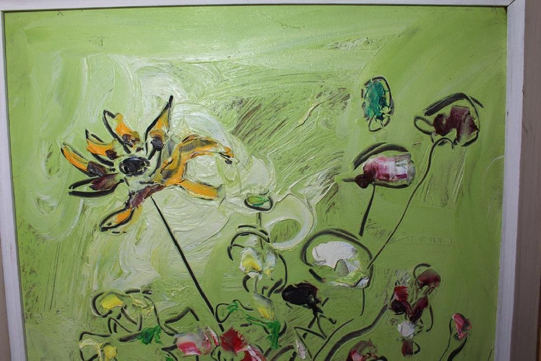 Sterling Boyd Strauser (1907 - 1995) Floral Still Life - 2
