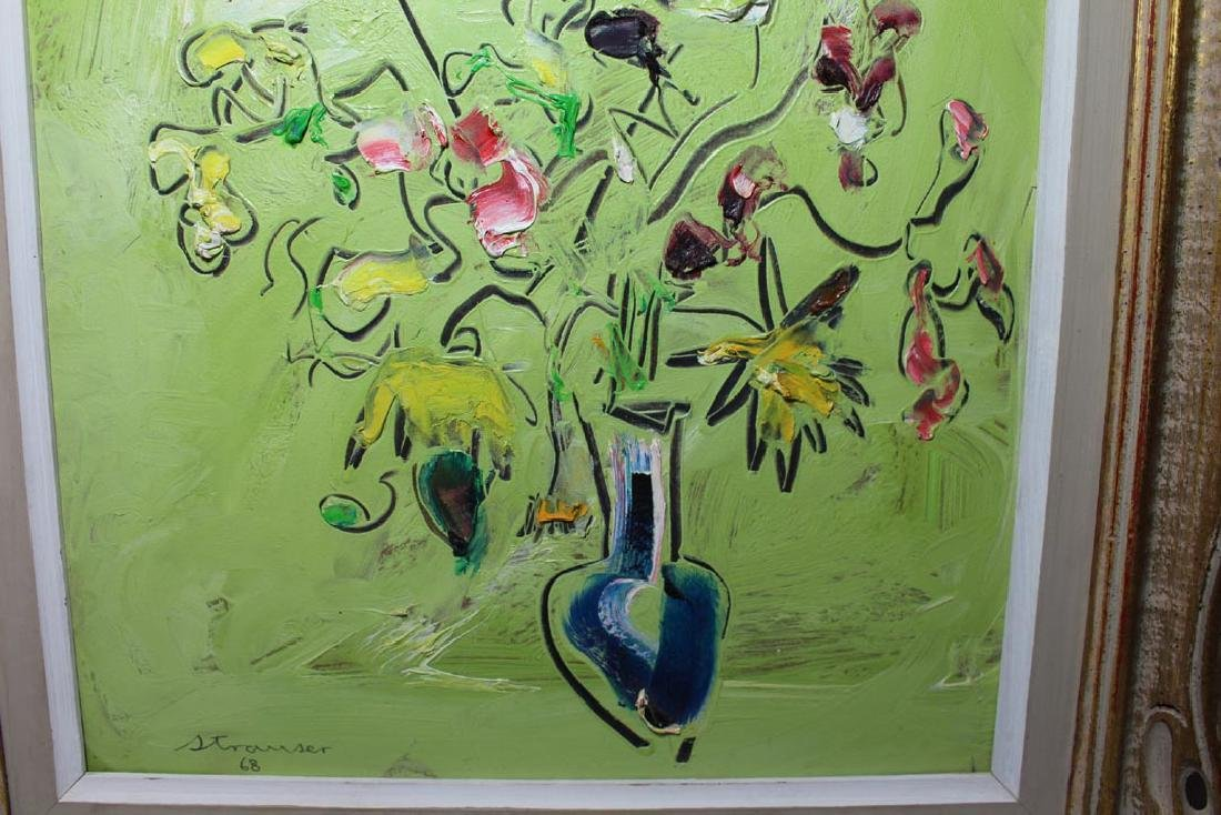 Sterling Boyd Strauser (1907 - 1995) Floral Still Life - 3