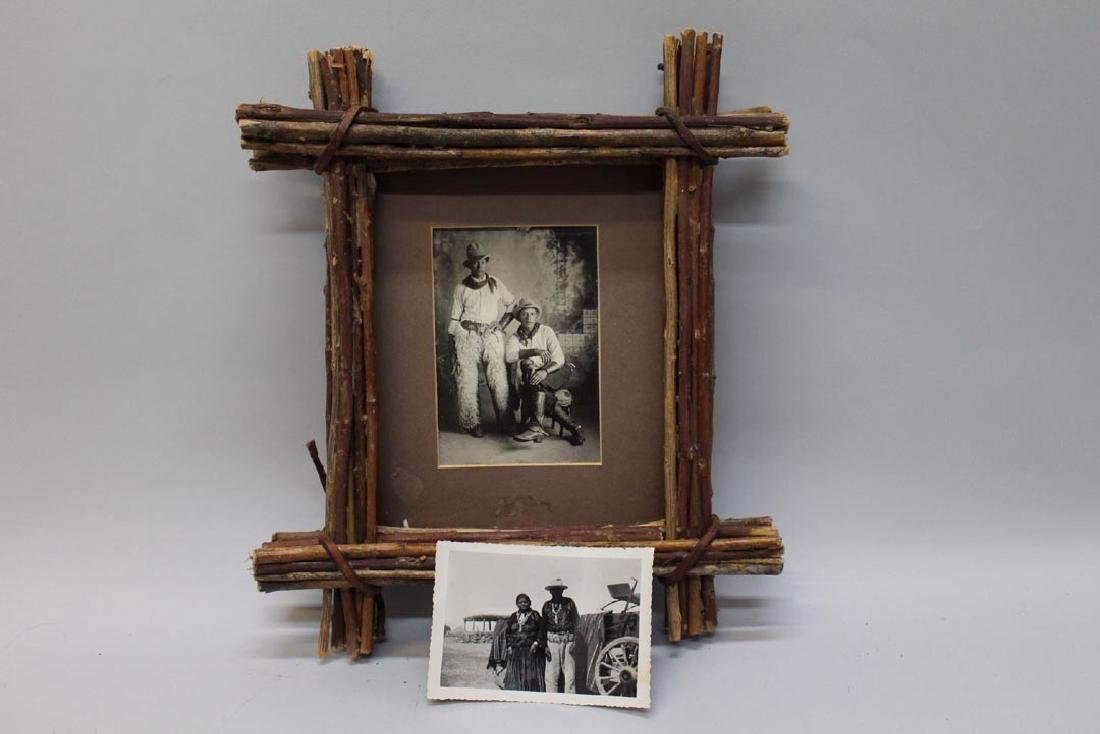 Two Native American Photographs