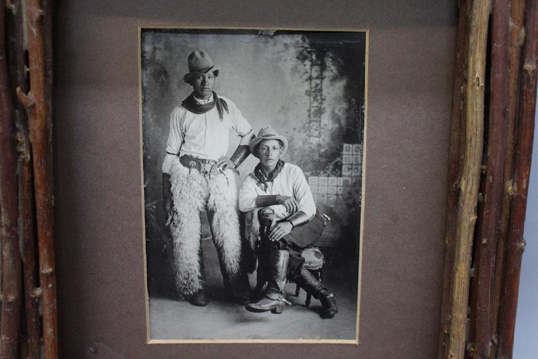 Two Native American Photographs - 2