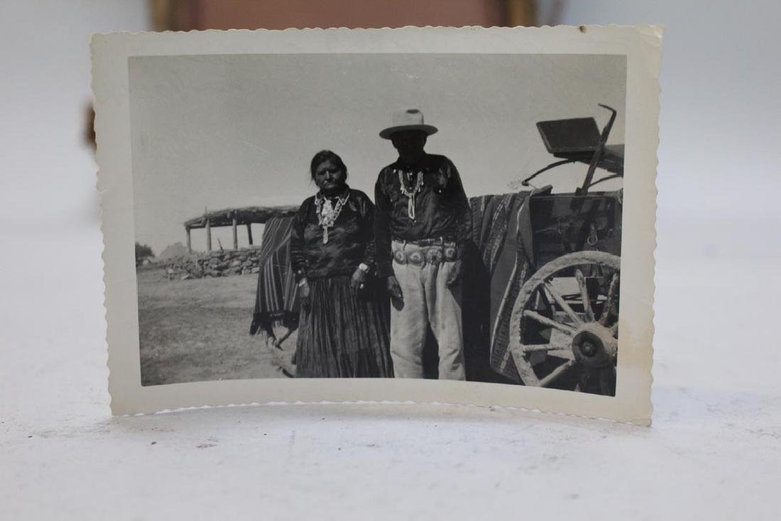 Two Native American Photographs - 4