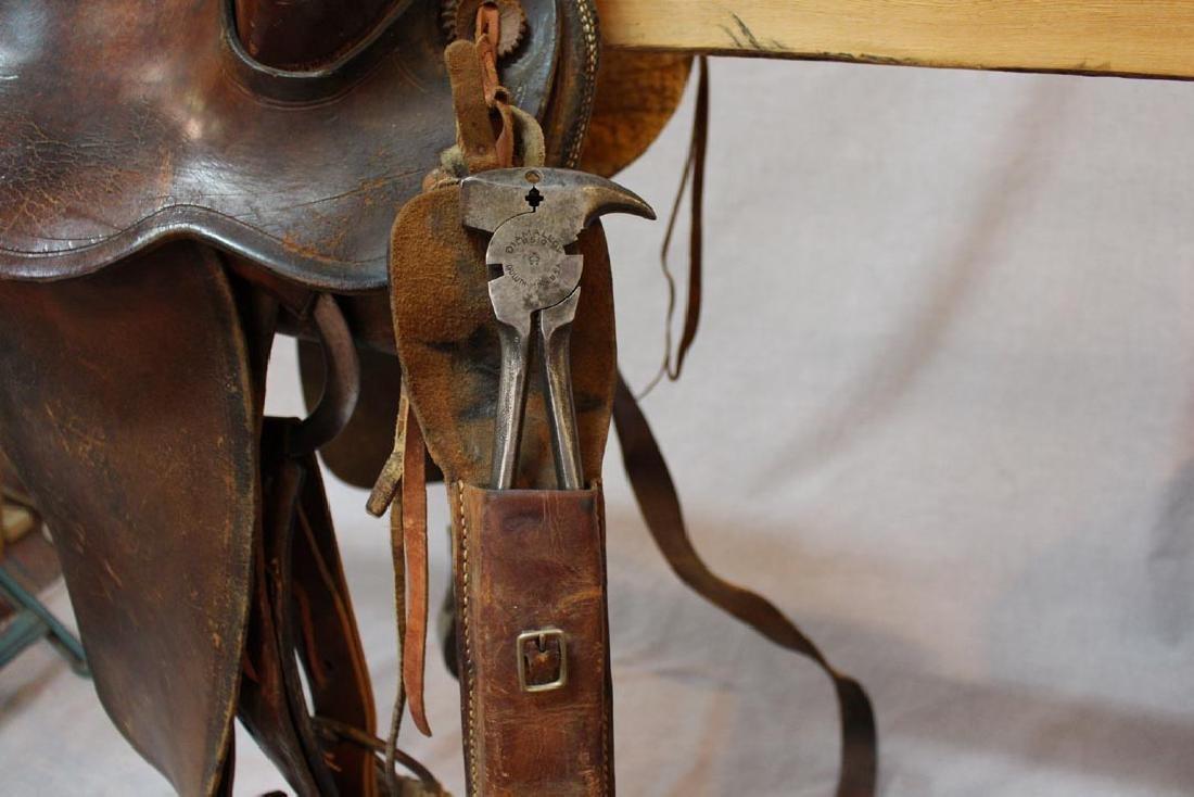 R.T. Frazier Pueblo Colo. Saddle - 3