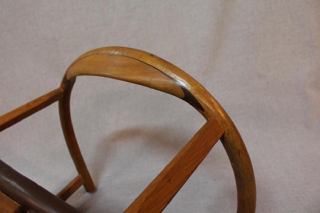 Hans Wegner (Danish 1914 - 2007) Oak Arm Chairs - 5