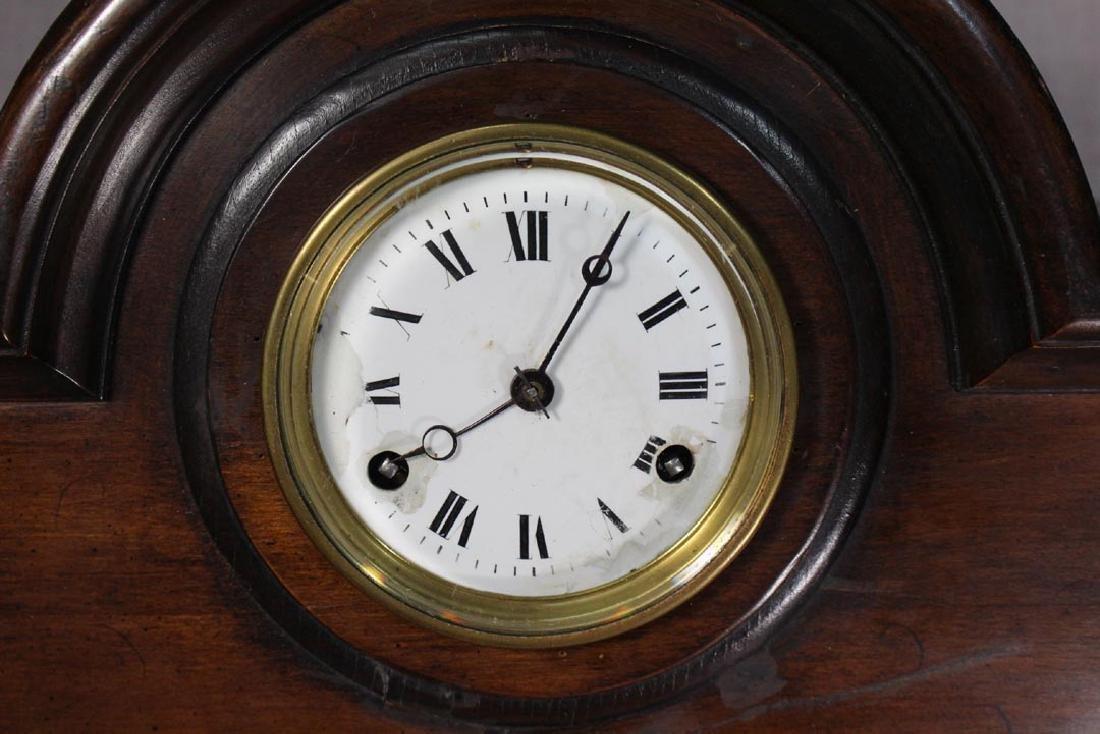 German Portico Clock - 2