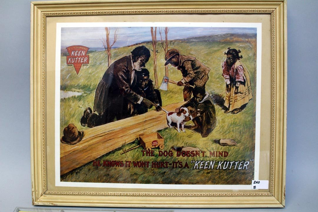 Three Keen Kutter Signs - 2