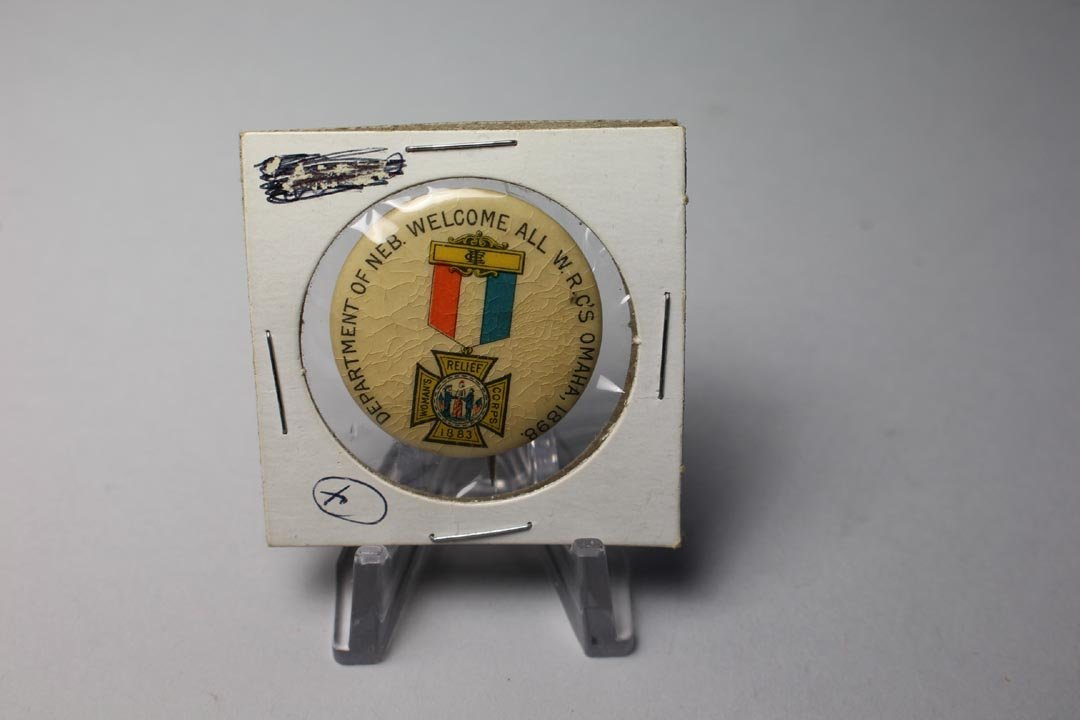 1898 - 1899 Trans-Mississippi Medallion And Pins - 6