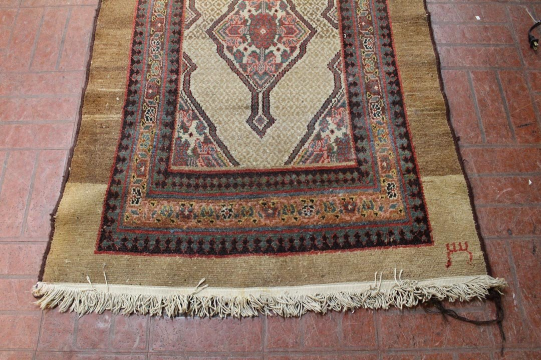 Hand Made Persian Runner - 4