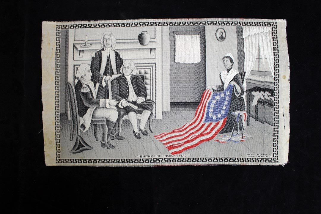 Two Stevensgraphs: Betsy Ross - 2
