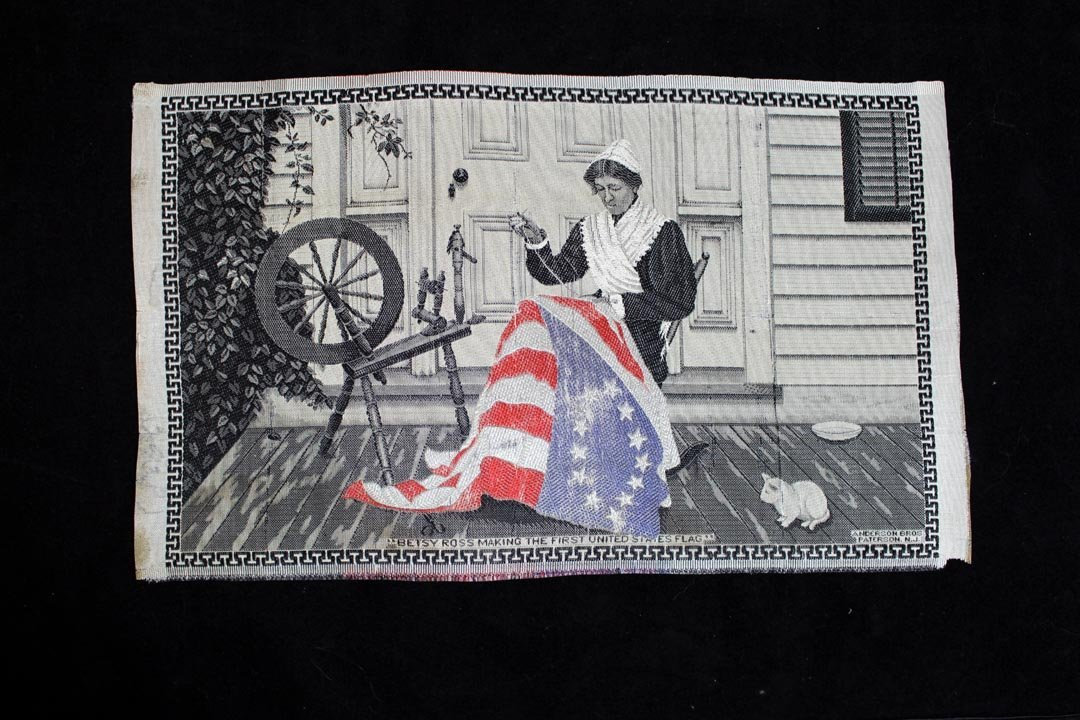 Two Stevensgraphs: Betsy Ross - 3