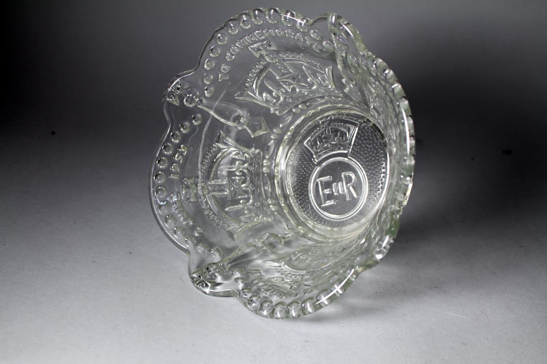Five Pieces Of Coronation Glass - 6
