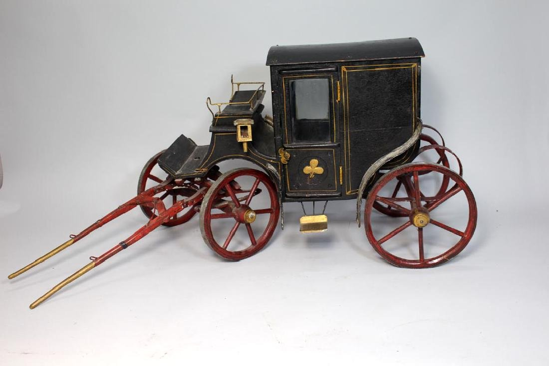 Salesman Sample Horse Drawn Carriage