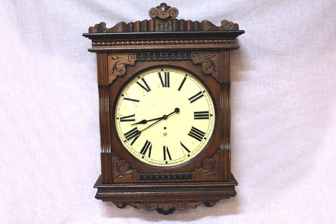 Ansonia Foyer No. Wall Clock