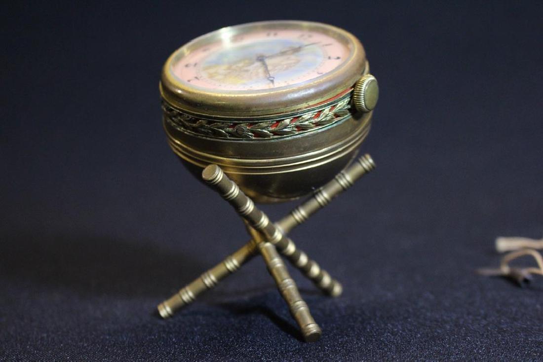 Didisheim-Goldschmidt Fils & Co. Musical Clock