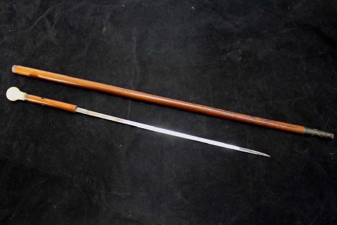 Sword Gadget Cane