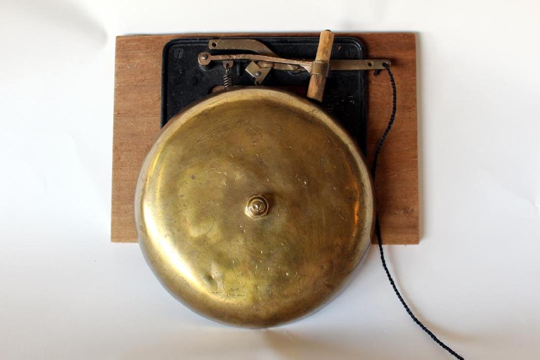 Bronze Boxing Bell