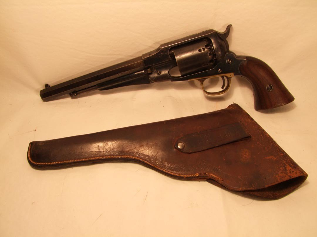 84: 1883-1884 Union Army Percussion Revolver