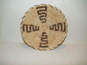 Woven Papago Basket
