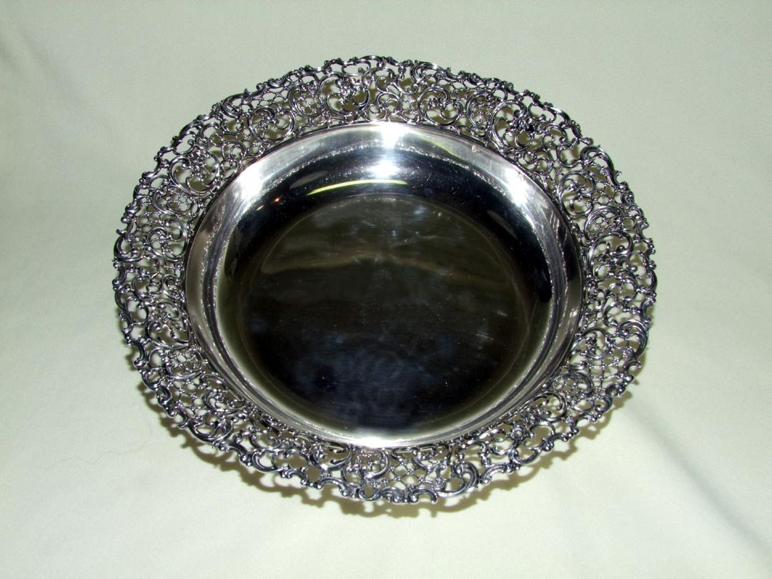 6: Whiting Sterling Bowl