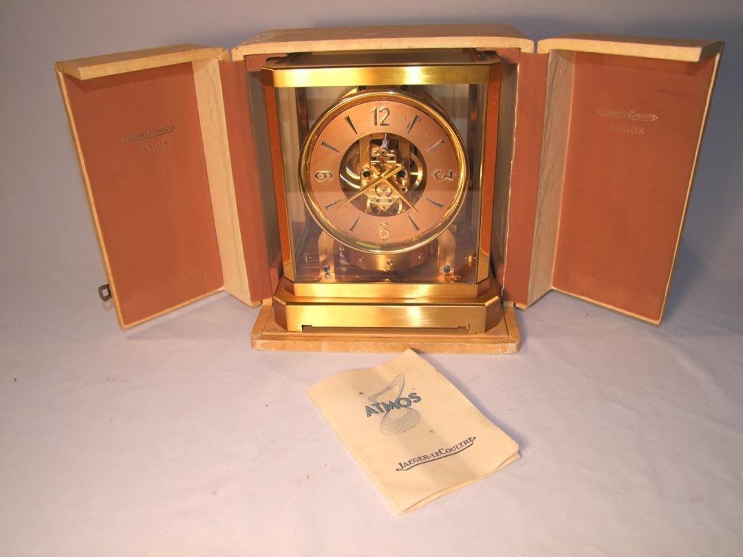104: Jaeger-LeCoulter Atmos Clock