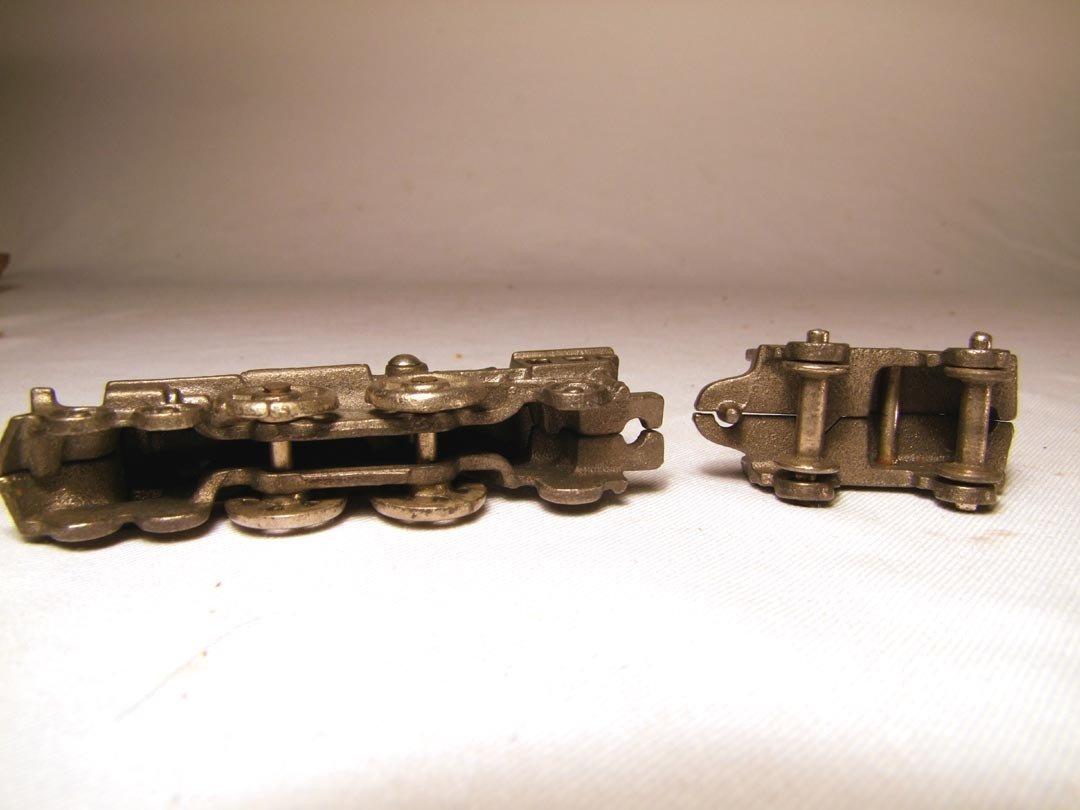 220: Cast Iron Engine And Coal Car - 3