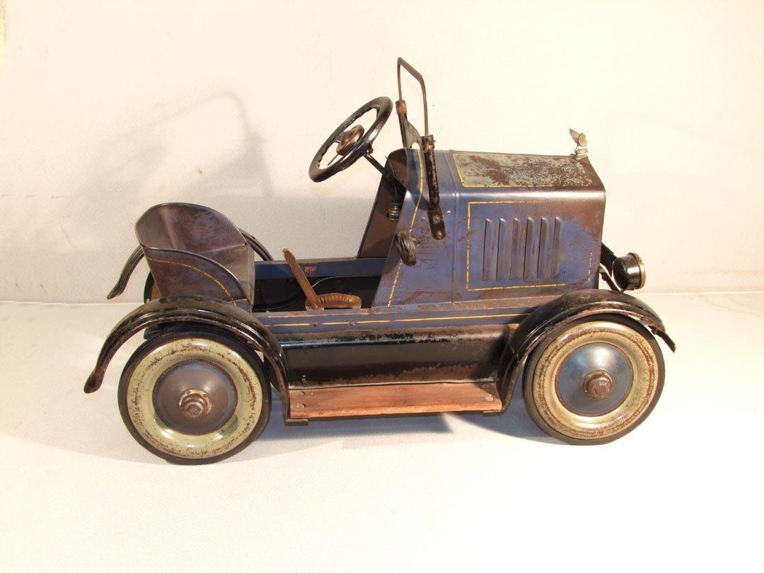 15: 1927 Jordan Pedal Car