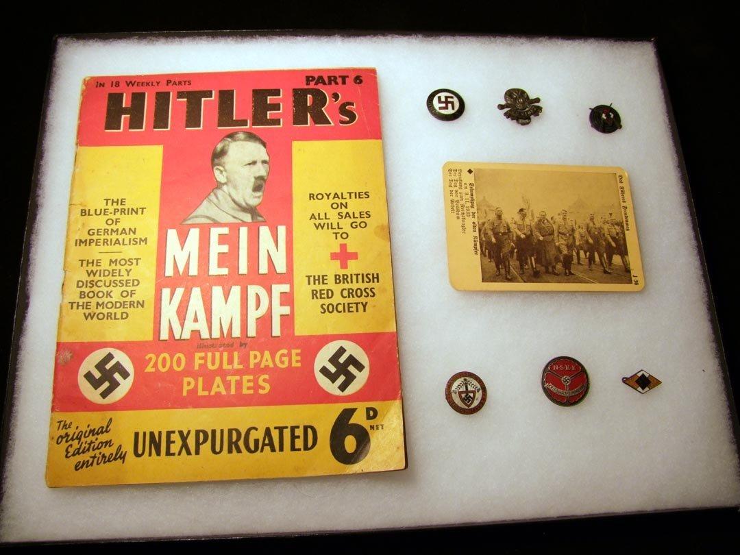 57: Mein Kampf And Nazi Items