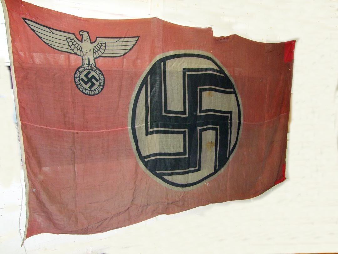 65: Nazi Flag