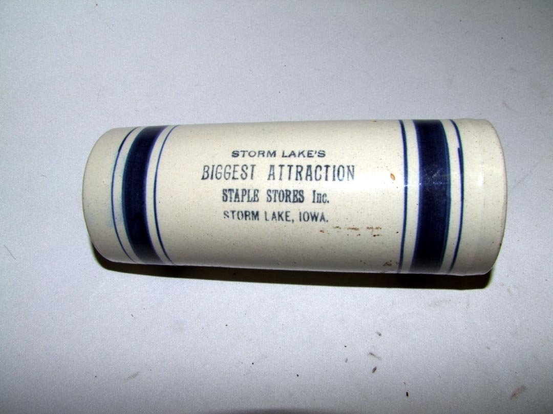 102: Blue Band Advertising Rolling Pin