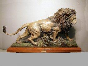 "Bronze ""Sovereign Reign"" By Lorenzo Ghiglieri"
