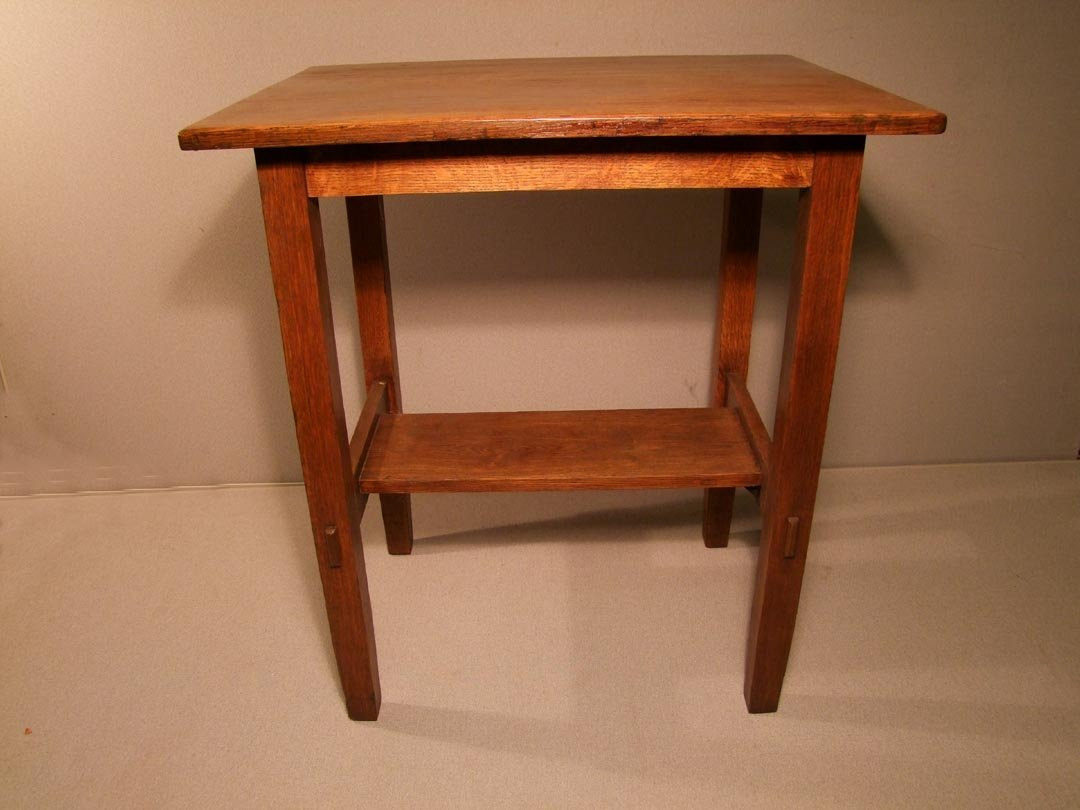 122: Stickley Brothers Rectangular Table