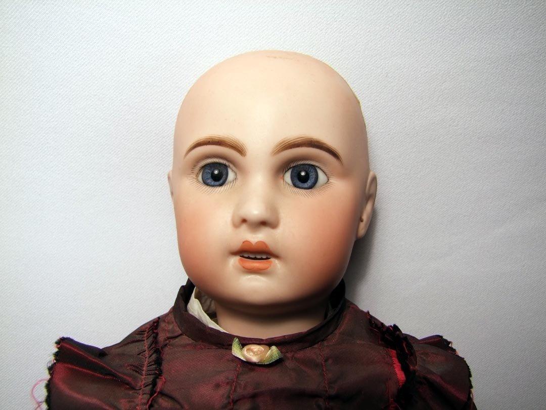 211: Tete Jumeau 1907 Sz 9 Doll