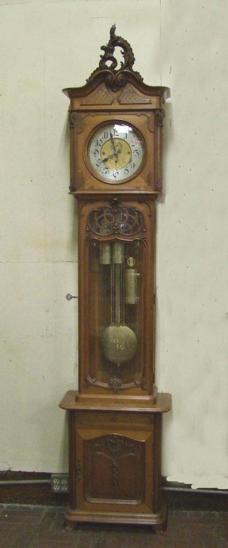3 Weight Vienna Tall Case Clock