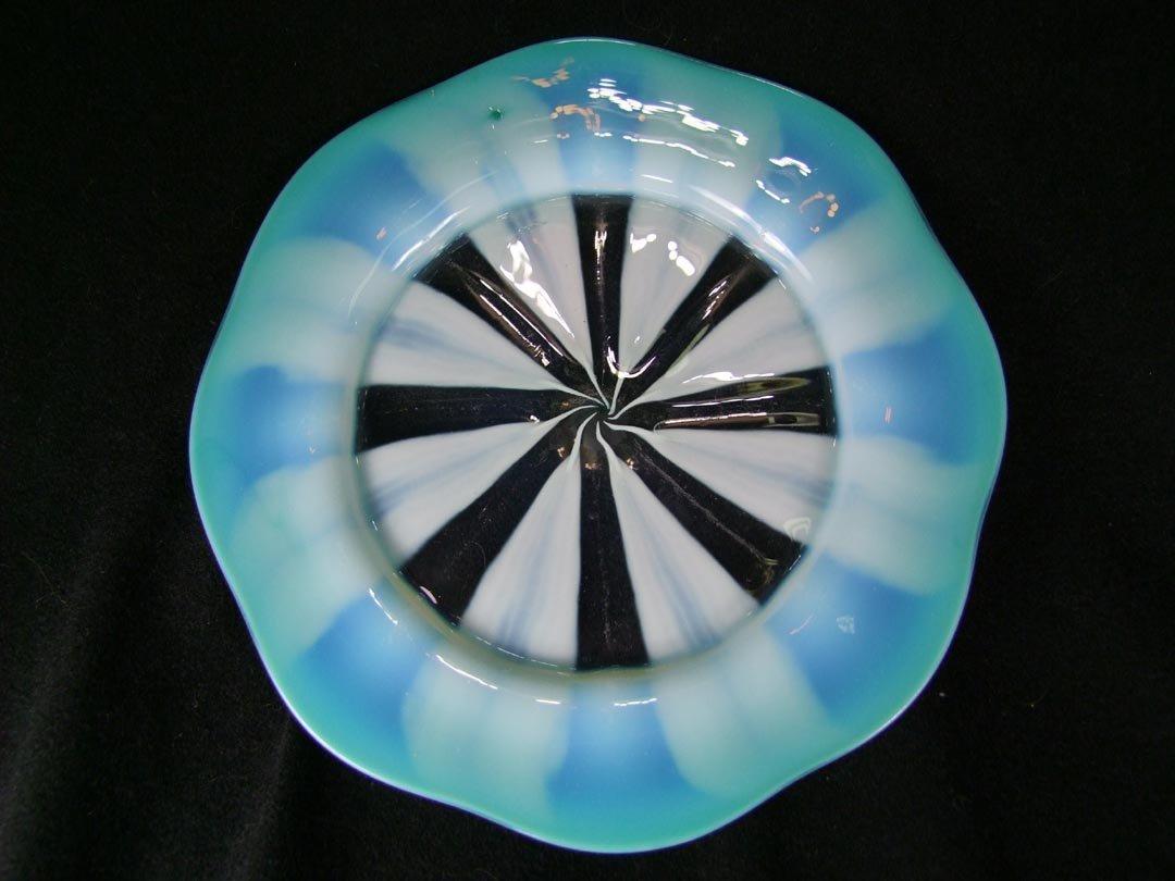 Tiffany Aqua Pastel Plate