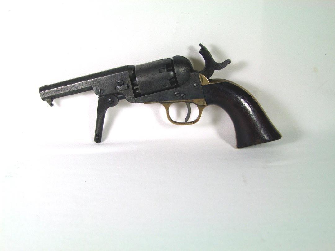1849 Colt Pocket Revolver - 3
