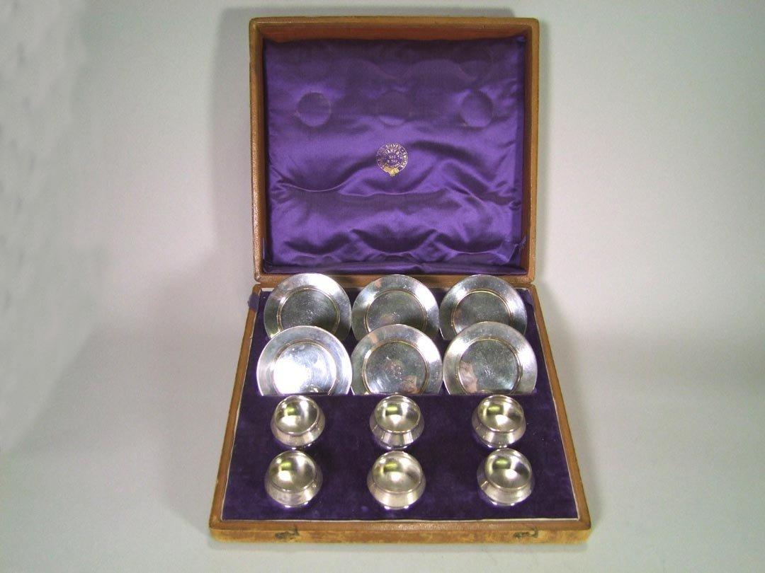 Tiffany Master Salt Set