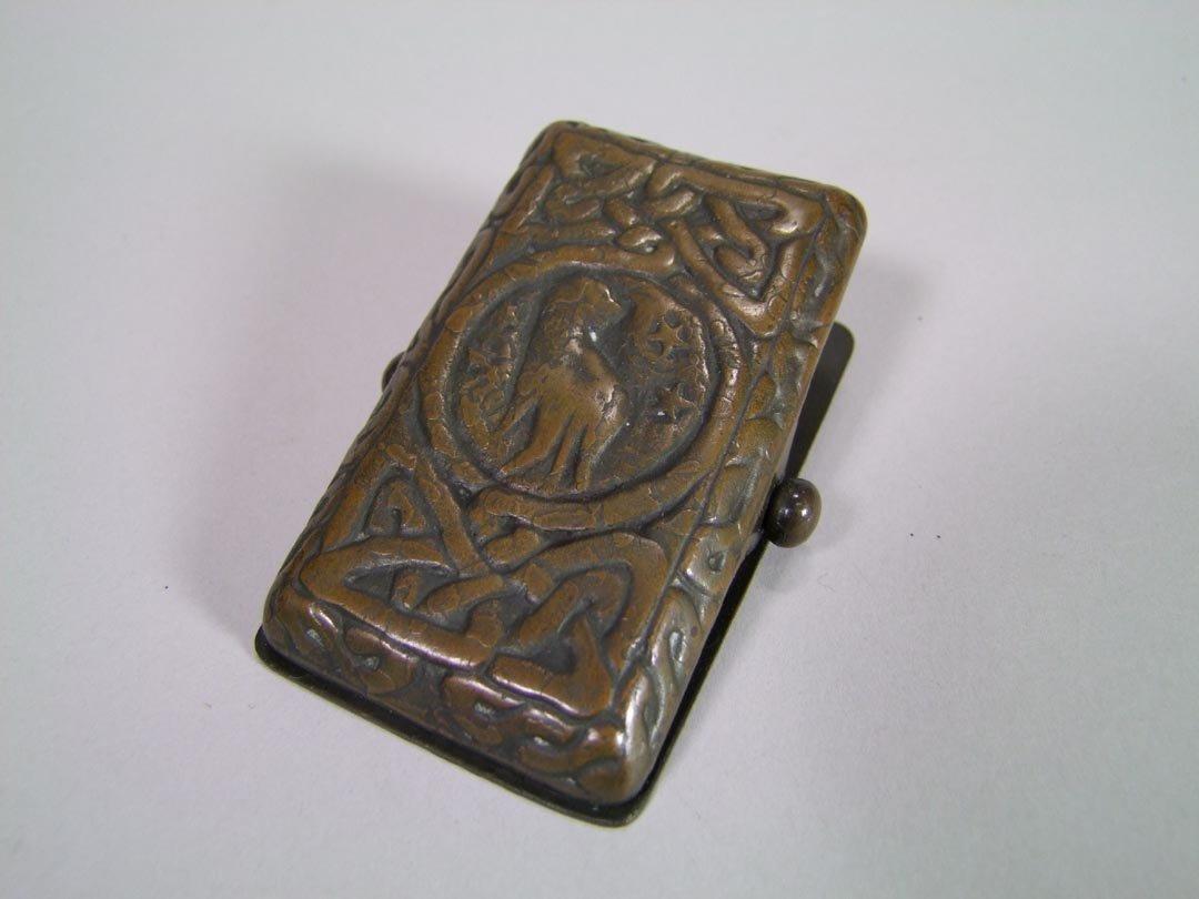 Tiffany Zodiac Paper Clip